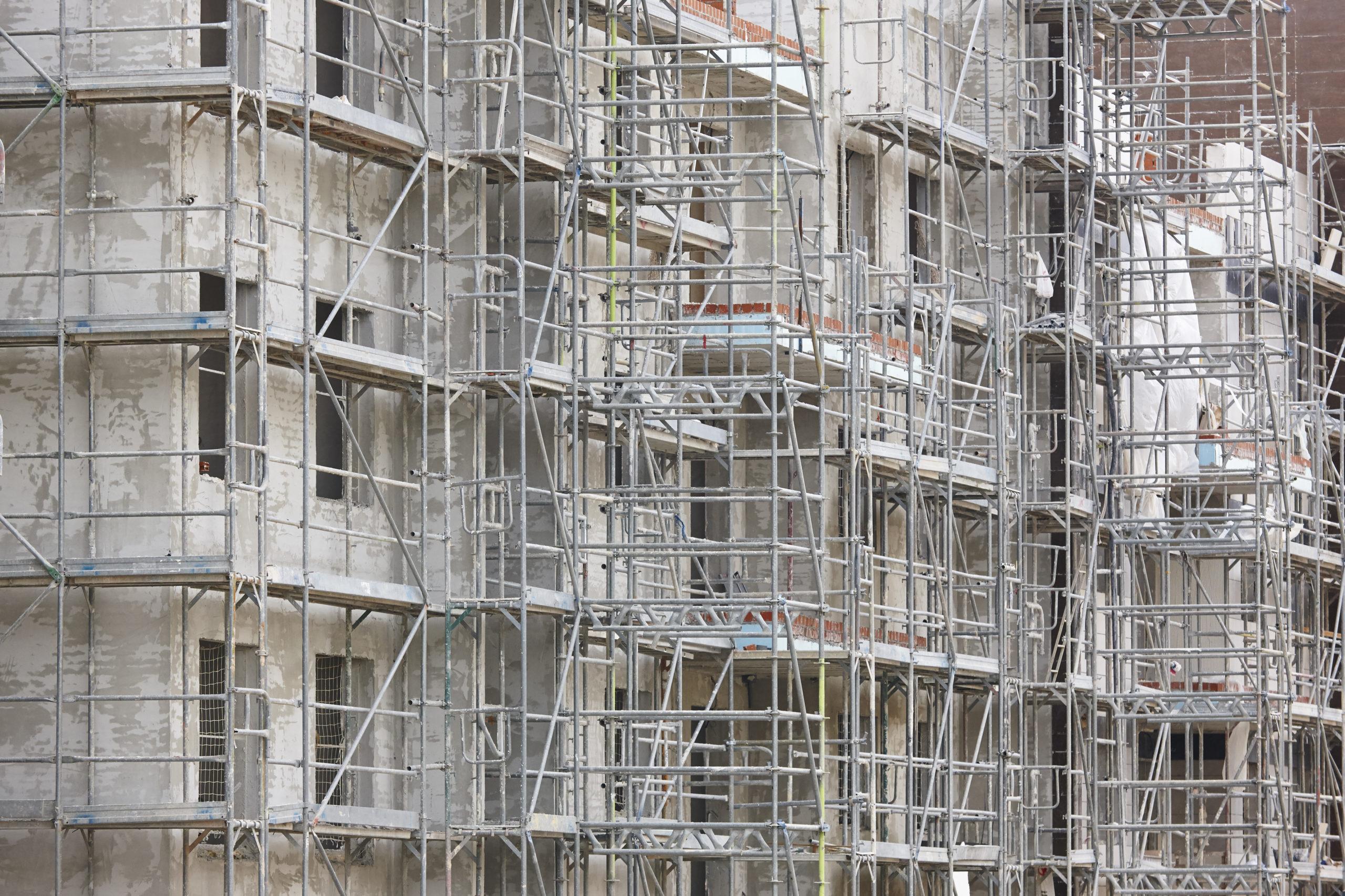 La région lémanique, eldorado suisse des nouvelles constructions